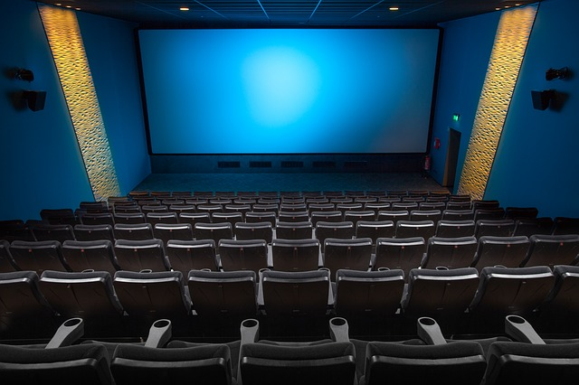 Gå på bio